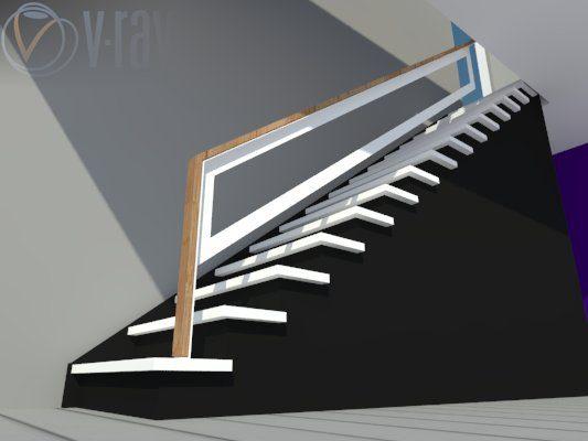Transformation d'un escalier